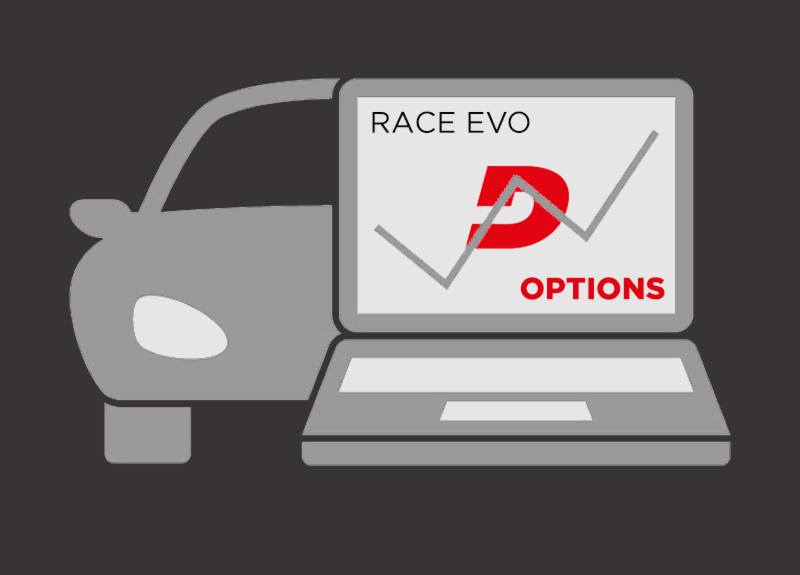 Race Evo 'Options'