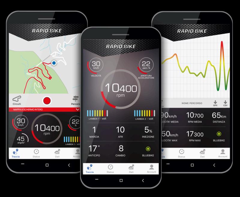 Rapid Bike App